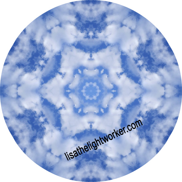 ** Clouds Mandala **